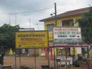 nice places to visit in ghana= the village adanwomase6
